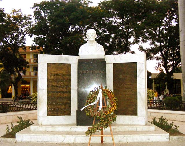 Monument to Perucho Figueredo, Author of the National Anthem