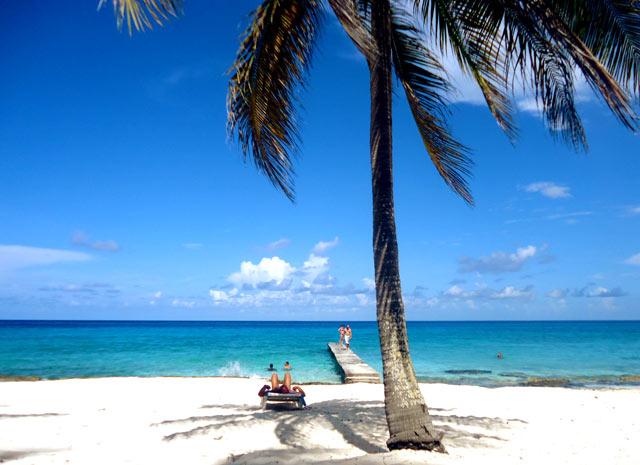 Tomando sol en la playa - 1 4